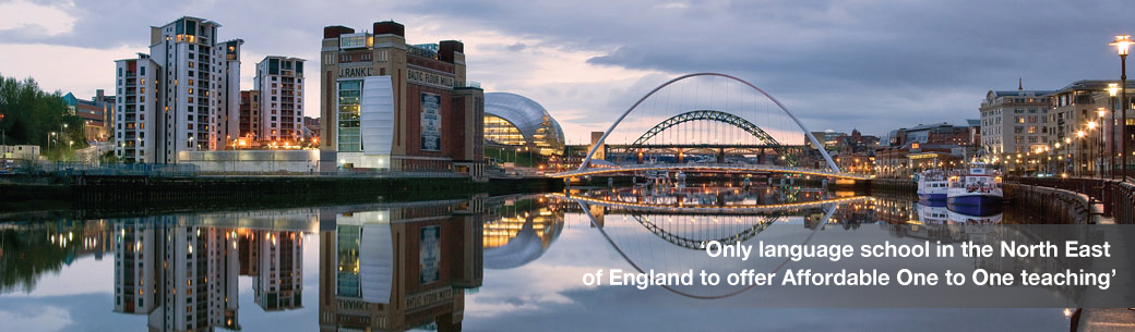 Learn a Language in Newcastle, Sunderland, Durham or Middlesbrough