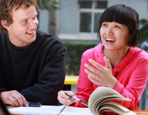IELTS Lesson Chinese Student